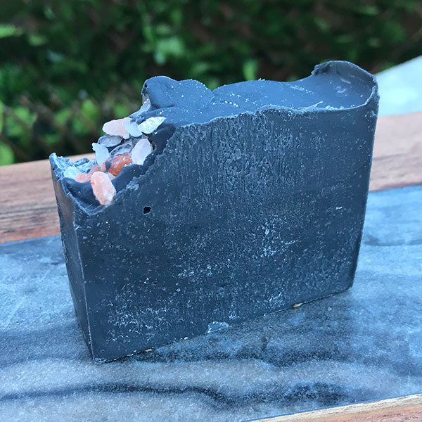 Charcoal Cold Press Soap